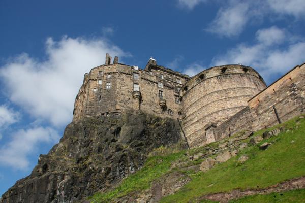 1Edinburgh Castle