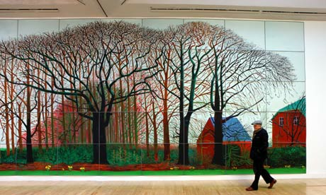 David Hockney at Tate Bri 001