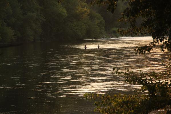 Souillac River Dordogne