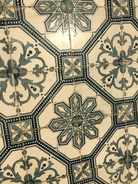 Beja House Tiles